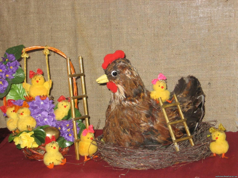 Веселі курчата
